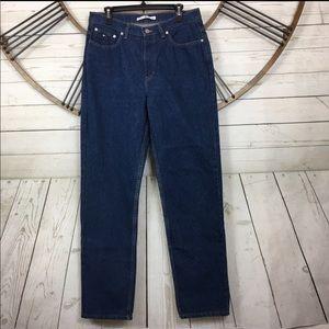 Tommy Hilfiger Perfect T Jean Size 14 Dark Blue